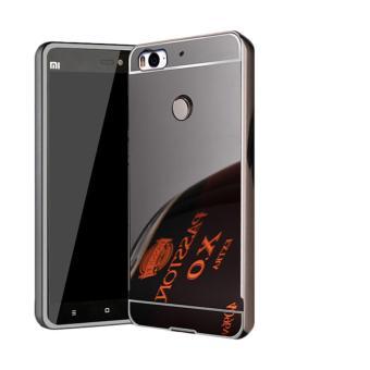 Case Xiaomi Mi 4s / Xiaomi Mi4s Alumunium Bumper With Sliding Mirror / Bumper Mirror Xiaomi