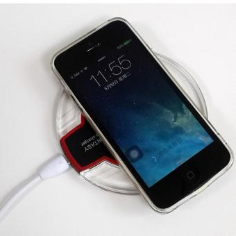 Caselova Fantasy Wireless Qi Charger Auto Safety Qi Receiver Charging Pad For Andorid / iOs