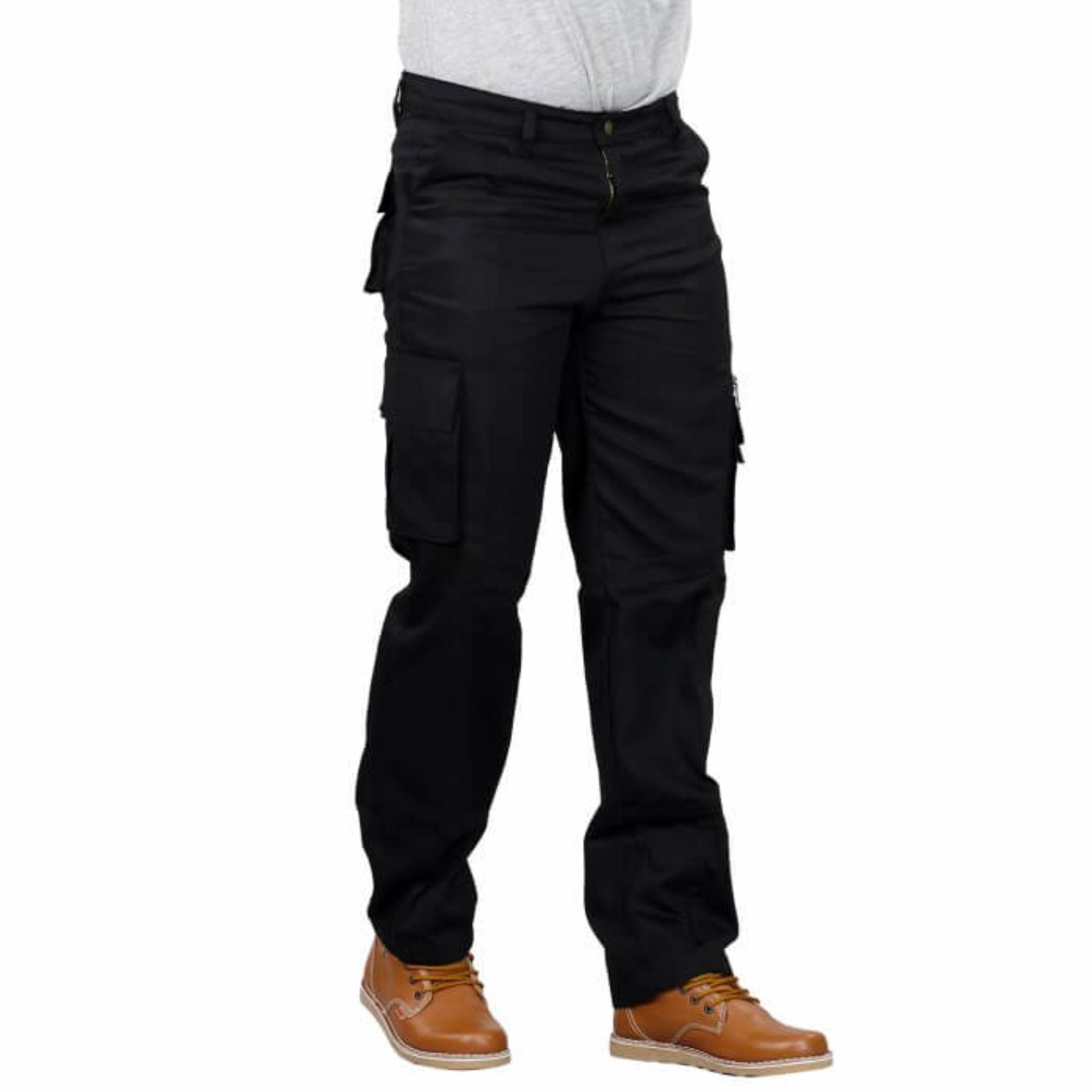 Fitur Golfer Sandal Pria 1014 Putih Dan Harga Terbaru Informasi Warna Hitam Celana Panjang Cargo Gf4301