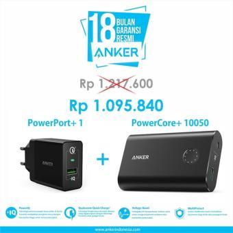 COMBO PowerCore+ 10050 & PowerPort+ 1 Quick Charge 3.0