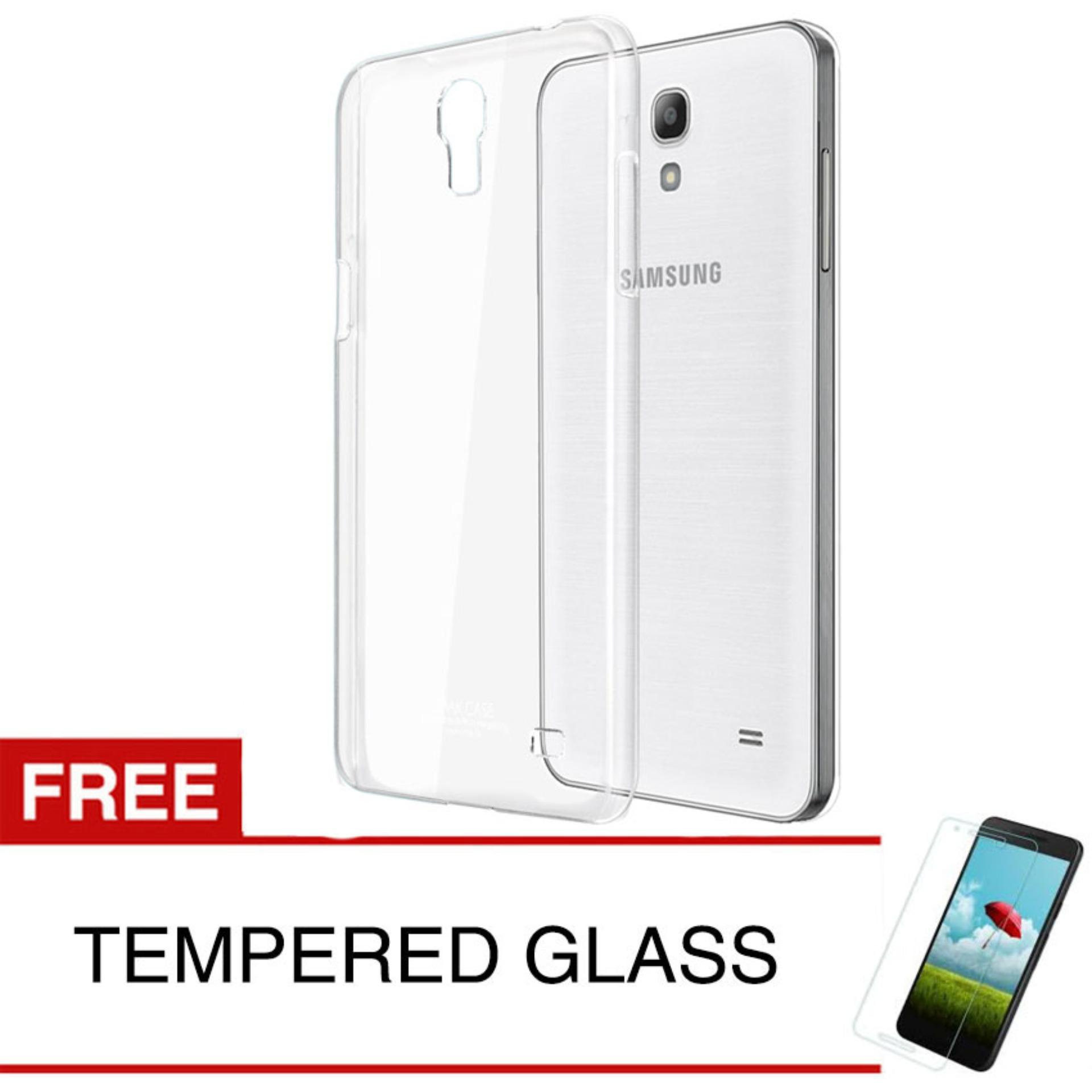 Hot Deals Crystal Case for Samsung Galaxy Mega 2 / G750 - Clear Hardcase - Gratis