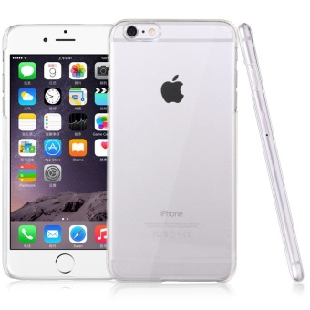 Crystal Ultra Thin Case for iPhone 6 - Transparent