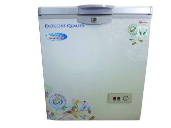 Daiichi Daimitsu DICF228VC Freezer Box - 210 L - Putih - Khusus JABODETABEK