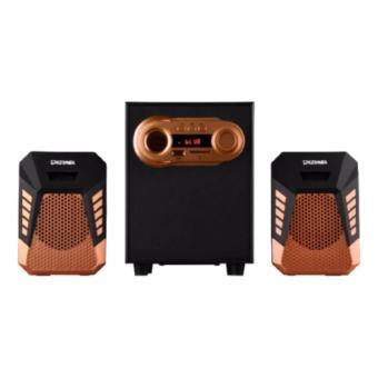DAZUMBA DW166X Speaker Multimedia Port USB BLUETOOTH - New Arvival