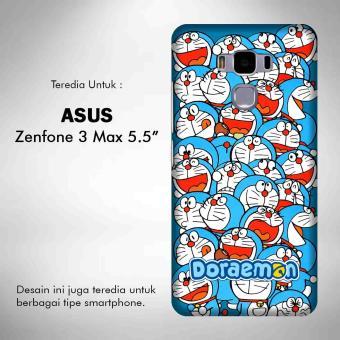 Doraemon 1 Casing Custom Hardcase Asus Zenfone 3 Max 5.5 Inch ZC553KL Case Cover
