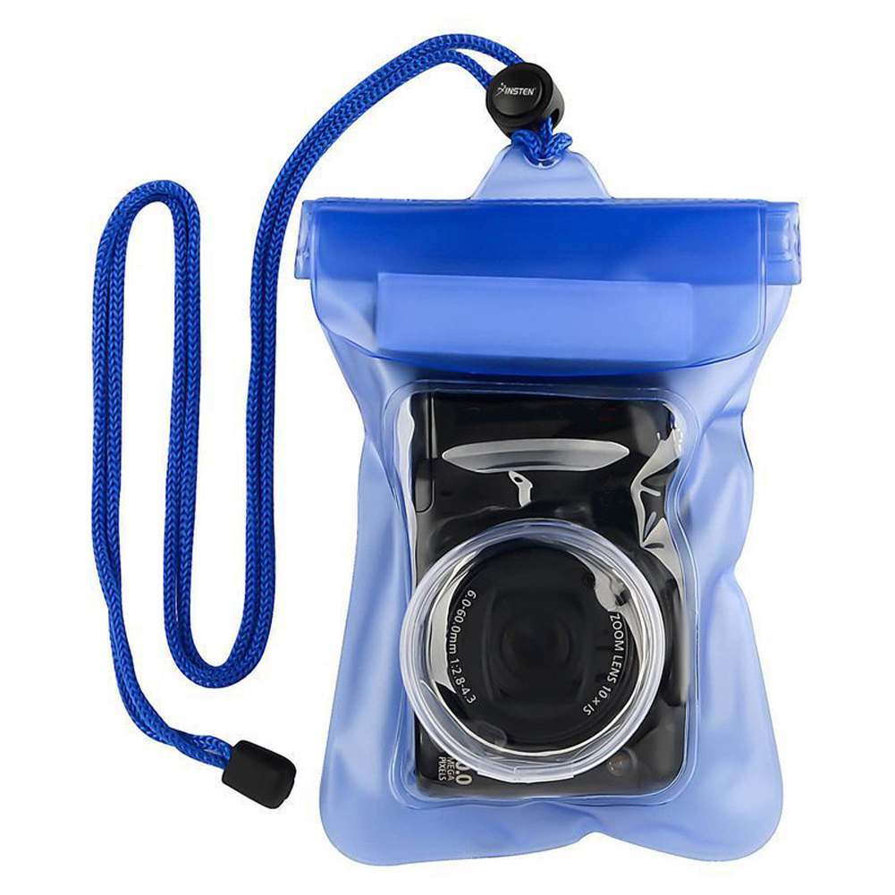 DSLR SLR Camera Waterproof Underwater Perumahan Case Kantung Kering Bag For CANON-Intl