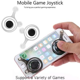 ... Android Ios Cell Phone Gamepad Source · Game Station Dual Mini Joysticks Touch Screen Joystick for Mobile Phone tablet Arcade Games