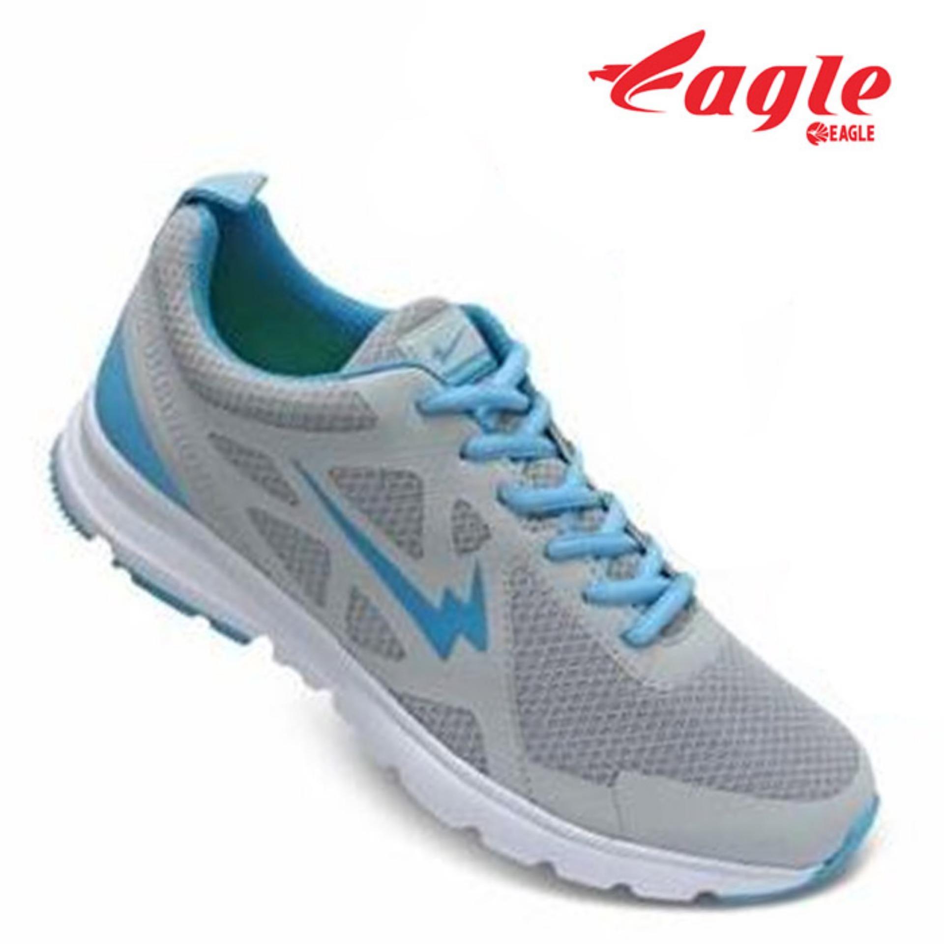 Cek Harga Baru Sepatu Badminton Eagle Olahraga Eclipse Sneaker Wanita Aorora Olah Raga