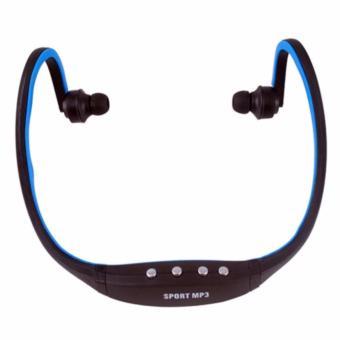 Earphone Sport MP3 FM Radio Earphone Headset Slot Micro SD TF Card