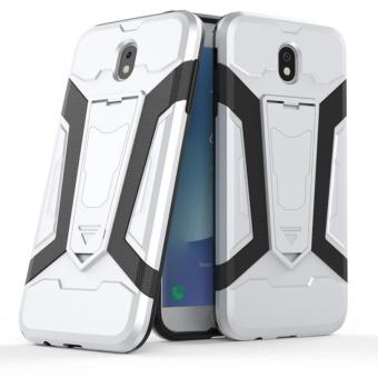 EastJava Case Kick Stand for Samsung Galaxy J5 Pro 2017 Robot Transformer Ironman Limited - Abu