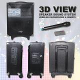 EELIC SPR-168 Sound Sistem Speaker Super Bass Speaker Aktif - 2