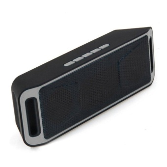 ERA Y30 Wireless Bluetooth 3.0 Portable Speaker USB Flash FM RadioStereo Super Bass MP3 Player -