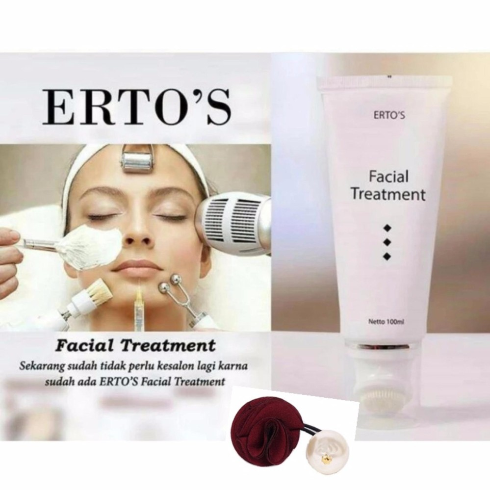 ERTOS FACIAL TREATMENT FREE  New
