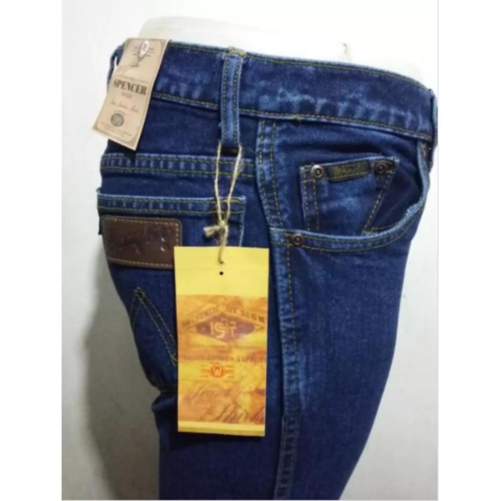 Fashion Pria Celana Jeans Standart