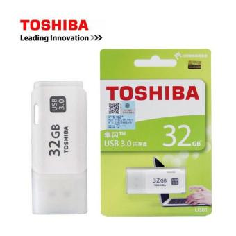 Flashdisk Toshiba 32GB Memory - Putih