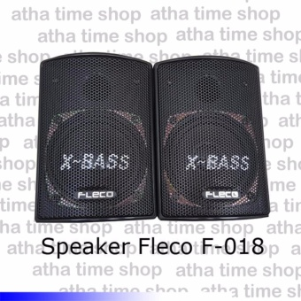 Fleco X-Bass F-018 Xtra Power Sound Speaker Digital