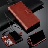 ... FLIP COVER WALLET Lenovo A7010 K4 Note X3 Lite Casing Leather Case Dompet Back Cover -