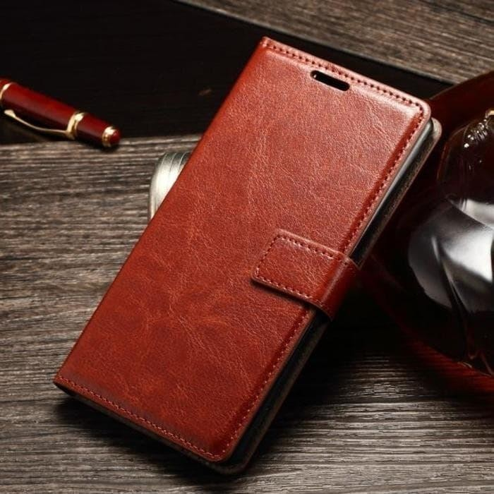 FLIP COVER WALLET Xiaomi Mi5 Mi 5 Prime Pro Flip Case Dompet Kulit Back Cover Casing