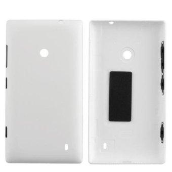 Untuk Nokia Mikro Lumia 520 N520 Pintu Baterai Case Penutup Rumah Belakang Ganti OEM-Intl