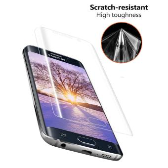 "Discount ""Galaxy S7 Edge Screen Protector,[3-Pack]LUOWAN 3D PET"