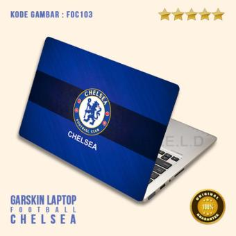 harga Garskin / Sticker / Skin / Cover / Stiker Laptop - Fo Chelsea 3 Lazada.co.id