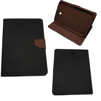 Goosperry Sarung Mercury Samsung Note 8 / N5100 Fancy Diary Leather Case / Cover - Hitam