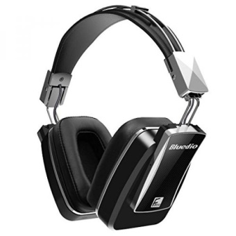 GPL/Bluedio F800 Aktif Noise Cancelling Over-ear Nirkabel Bluetooth Headphone dengan MIC (