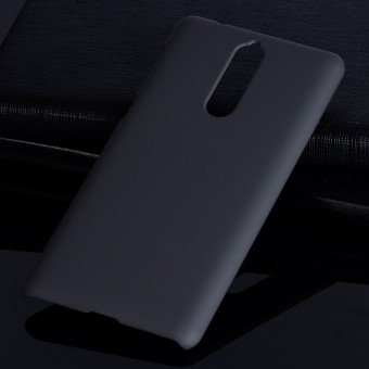 Grind Arenaceous Keras Plastik Cangkang 5.3 Ponsel Sampul Belakang Case untuk Nokia 8-Internasional