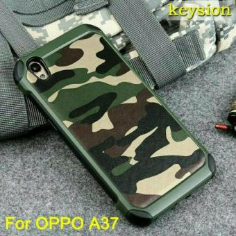 Hard Case Army Loreng For OPPO Neo 9 / A37