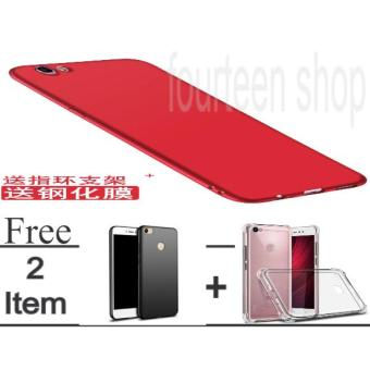 Hard Case case For Xiaomi Redmi Note 5A_BLACK/BLUE/RED/GOLD + FREE