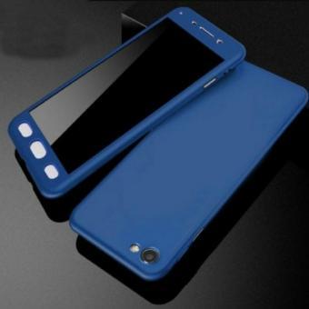 Hardcase 360 Oppo F1s full body Free tempered glass