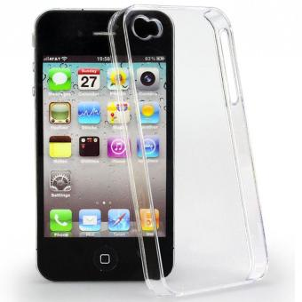 Hardcase For Iphone 4 / 4s - Transparent