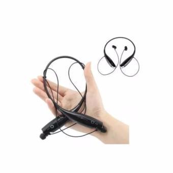 Headset Bluetooth LG Tone HBS-730 Stereo / Earphone / Handsfree Wireless -Black