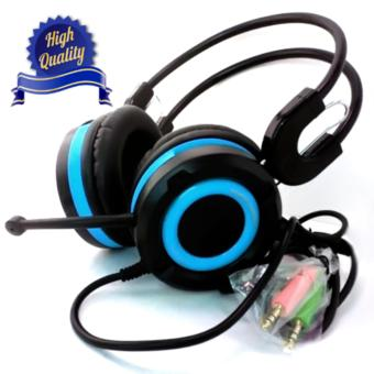 HEADSET GAMING KEENION KOS-888 HIGH RESOLUTION AUDIO