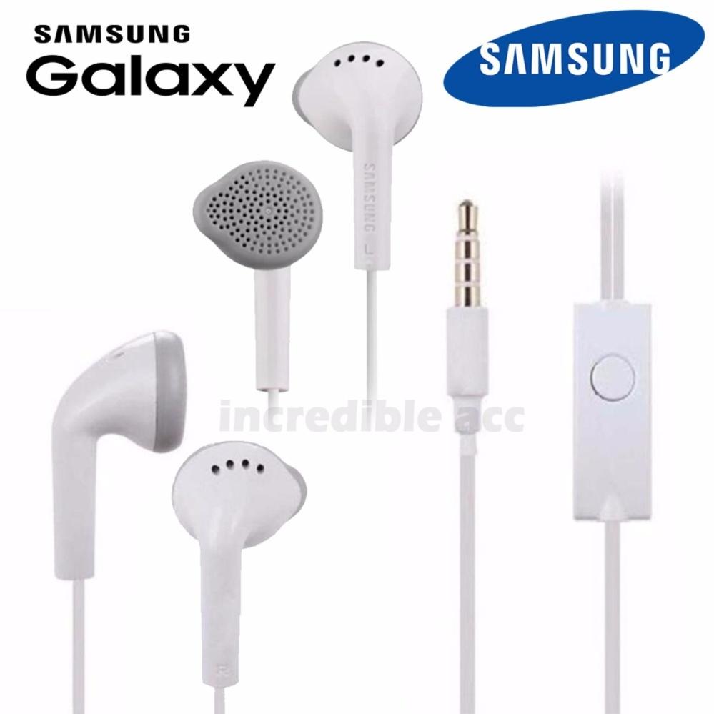 Cek Harga Baru Headset Samsung Galaxy J1 Ace Handsfree Headphones