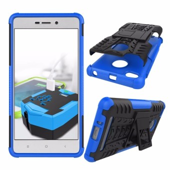 Ruilean Hybrid Armor Dual Layer Shockproof Stand Case Cover For Lg X Source · Heavy Duty