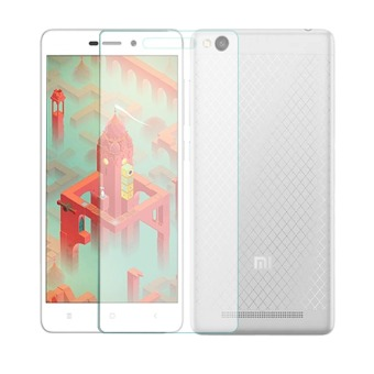 Hermantech Tempered Glass for Xiomi Redmi 3 - Clear
