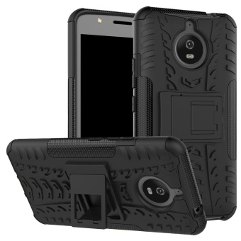 Hicase Detachable 2 in 1 Shockproof Tough Rugged Dual-Layer Case Cover for Motorola Moto
