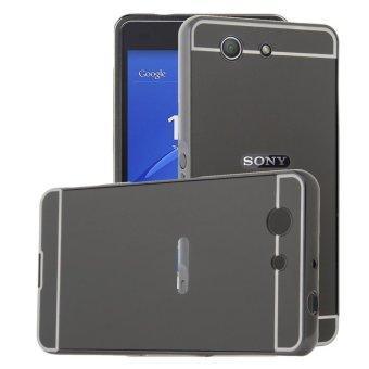 Hicase [Electroplating Series] Slim Hard Back Case Cover Bumper UNTUK SONY Xperia Z3 Kompak