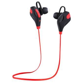 Hotsale QY7S Olahraga Bluetooth 4.1 EDR Headphone Nirkabel Earphone Stereo Headset dengan MIC Panggilan Earbud untuk