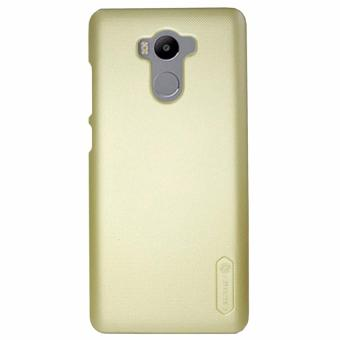 Hunter Nillkin Frosted Shield Hardcase for Xiaomi Redmi 4 Prime / 4 Pro - Gold