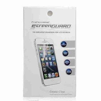 Icantiq Anti Gores Clear For Samsung Galaxy Grand 2 G7106 Ukuran 5.25 Inch Anti-scratch