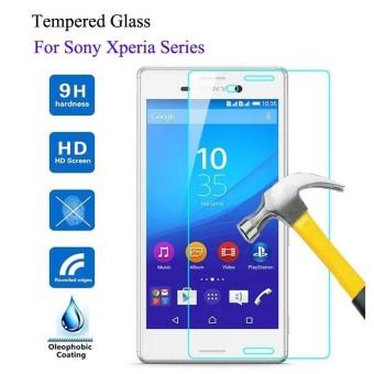 Icantiq Temper Glass Sony Xperia Z4 Mini Ukuran 4.7 Inch Tempered Glass Sony Z4 Mini Anti
