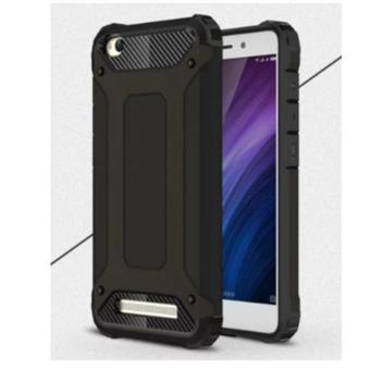 iCase Slim Armor Carbon Fiber 2 Layer TPU Soft Silicone Anti-knock Back Case For