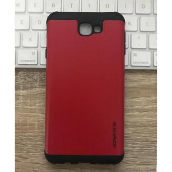 iCase Slim Armor Series 2 Layer for Samsung Galaxy J7 Prime - Merah