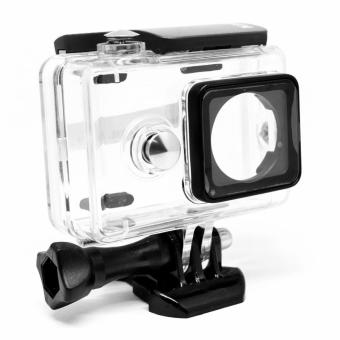 Harga KingMa Underwater Waterproof Case IPX68 40m for Xiaomi Yi Sports Camera