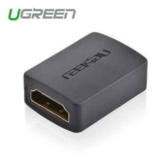 Ugreen HDMI female to female adapter coupler connector converter for HDTV 1080P HDMI adapter - intl