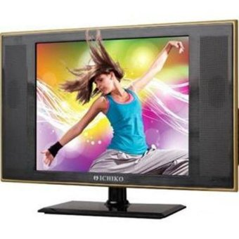 "Harga Ichiko - 17"" - LED - Hitam - 1798 USB Movie"