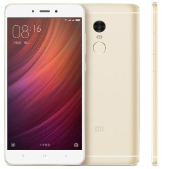Harga Xiaomi Redmi Note 4 4G - 64GB - Gold