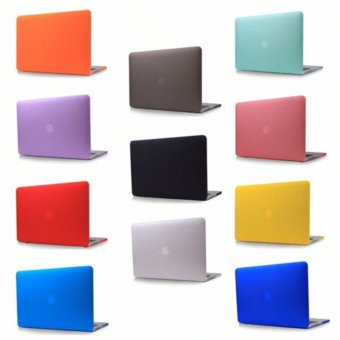 Harga Teamtop Laptop Hard Shell Case Cover Skin For Apple Macbook Air 12'' Green - intl